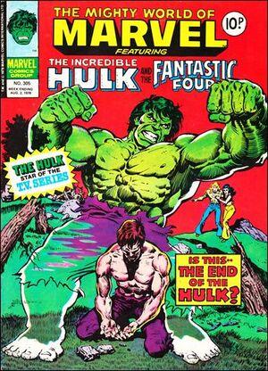 Mighty World of Marvel Vol 1 305