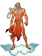 Ouranos (Earth-616) from Official Handbook of the Marvel Universe A-Z Update Vol 1 2 001