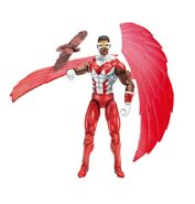 Sam Wilson and Redwing (Earth-616) from Marvel Universe (Toys) Series 3 Wave XIV 0001