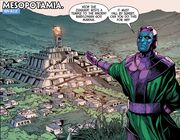 Mesopotamia from Uncanny Inhumans Vol 1 2 001