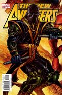 New Avengers Vol 1 4 Variant Jim Cheung