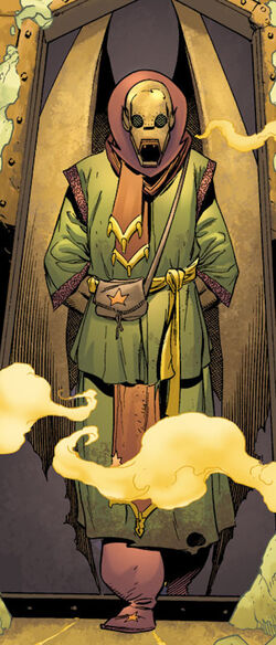 Nihil (Earth-1610) from Ultimate Fantastic Four Vol 1 16 0001