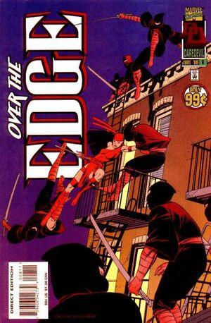 Over the Edge Vol 1 8