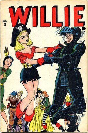 Willie Comics Vol 1 8