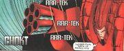 Bernie Lachenay (Earth-616) from Alpha Flight Vol 2 3 001