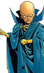 Uatu (Earth-12101) from Deadpool kills the Marvel Universe Vol 1 1