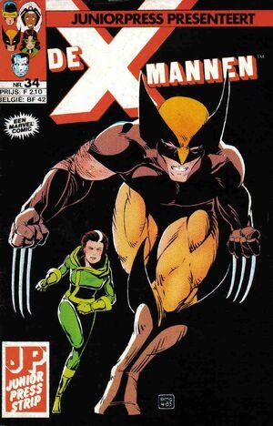 X-Mannen 34