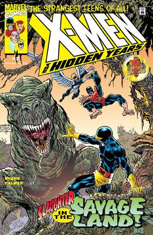 X-Men The Hidden Years Vol 1 2