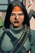 Danielle Moonstar (Earth-616) from New Mutants Vol 3 4 001