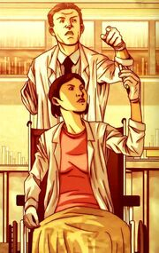 Melati Kusuma (Earth-616) from Avengers The Initiative Special Vol 1 1 0001