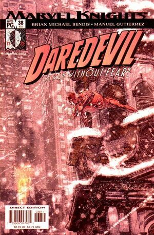 Daredevil Vol 2 38