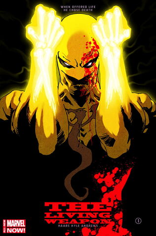 File:Iron Fist The Living Weapon Vol 1 1 Textless.jpg