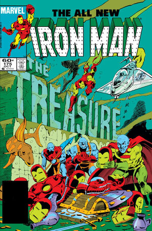 Iron Man Vol 1 175