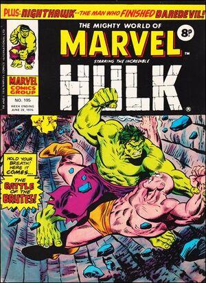 Mighty World of Marvel Vol 1 195