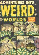 Adventures into Weird Worlds Vol 1 8