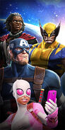 Marvel Contest of Champions Gwenpool Agent of C.A.B.L.E. Chapter 1