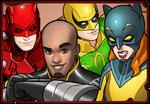 New Avengers (Earth-TRN562) from Marvel Avengers Academy 001