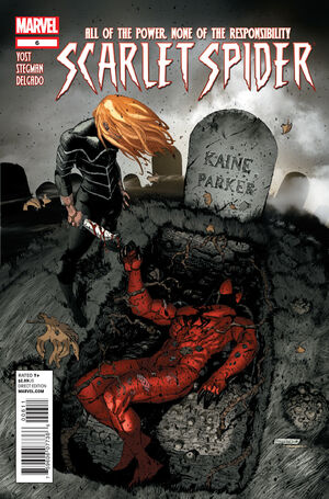 Scarlet Spider Vol 2 6