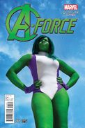 A-Force Vol 2 1 Cosplay Variant