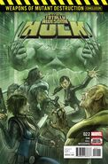 Totally Awesome Hulk Vol 1 22