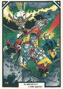 X-Men (Earth-616) from Arthur Adams Trading Card Set 0003