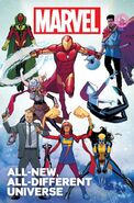 All-New, All Different Marvel Universe Vol 1 1