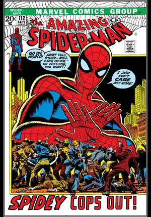 Amazing Spider-Man Vol 1 112