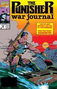 Punisher War Journal Vol 1 19