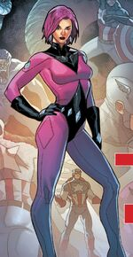 Rachel Leighton (Earth-616) from Captain America Sam Wilson Vol 1 4 001