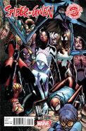 Spider-Gwen Vol 1 1 Ramos Variant