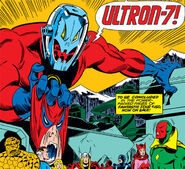 Ultron (Earth-616) from Avengers Vol 1 127 0001