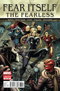 Fear Itself The Fearless Vol 1 6