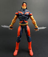 James Proudstar (Earth-616) from Marvel Universe (Toys) Series II Wave VI 0002