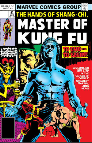 Master of Kung Fu Vol 1 51