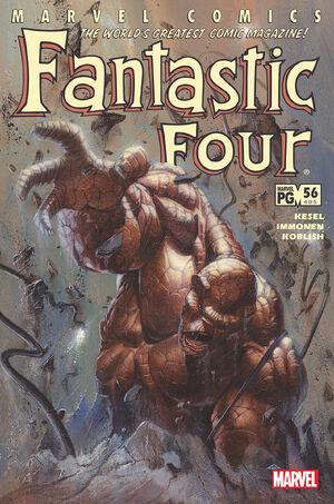 Fantastic Four Vol 3 56