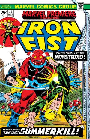 Marvel Premiere Vol 1 24