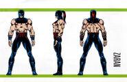 Maximillian Zaran from Official Handbook of the Marvel Universe Master Edition Vol 1 3 0001