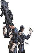Punisher vs. Bullseye Vol 1 1 Textless