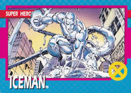 Robert Drake (Earth-616) from X-Men Trading Cards 1992 Set 0001