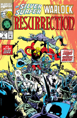 Silver Surfer Warlock Resurrection Vol 1 2