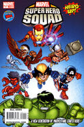 Super Hero Squad Hero Up! Vol 1 1