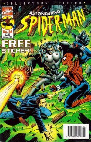 Astonishing Spider-Man Vol 1 56