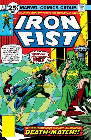 Iron Fist Vol 1 6