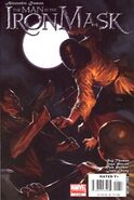 Marvel Illustrated The Man in the Iron Mask Vol 1 4