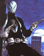 Night Raven (Vigilante) (Earth-616) 0001