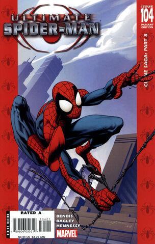 File:Ultimate Spider-Man Vol 1 104 Red Variant.jpg