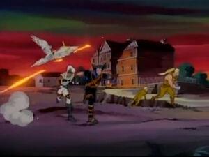 X-Men The Animated Series Season 4 2
