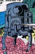 Absorbatron (Nuclear Weapon) from Tales to Astonish Vol 1 68 0001