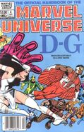 Official Handbook of the Marvel Universe Vol 1 4