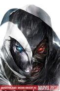 Shadowland Moon Knight Vol 1 3 Textless